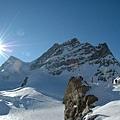The top of Europe---Jungfraujoch