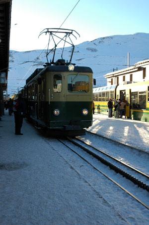 登山鐵道火車