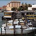 計程船與公船站
