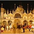 聖馬可教堂夜景
