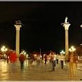 聖馬可廣場夜景