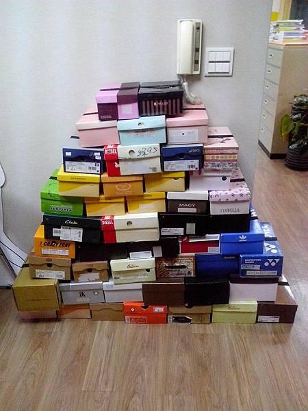 20131115聖誕鞋盒募集