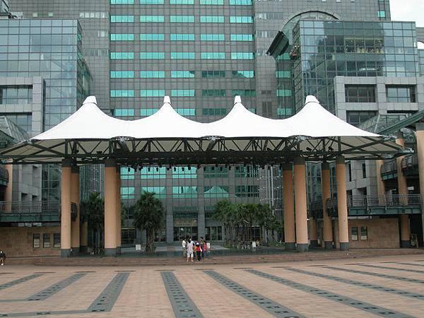 縣民廣場舞台