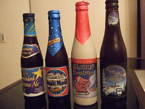 聖誕節慶啤酒