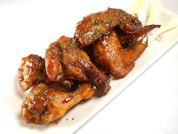 紐澤西碳烤雞翅