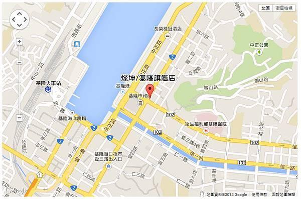 WEB_燦坤索取文宣門市照片
