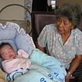 妹妹和外曾祖母