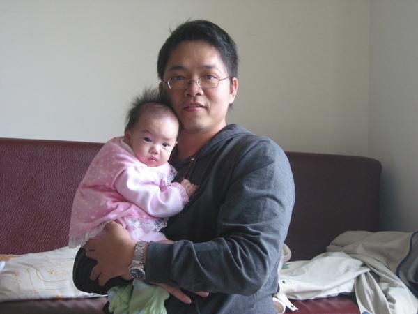 舅舅和妹妹
