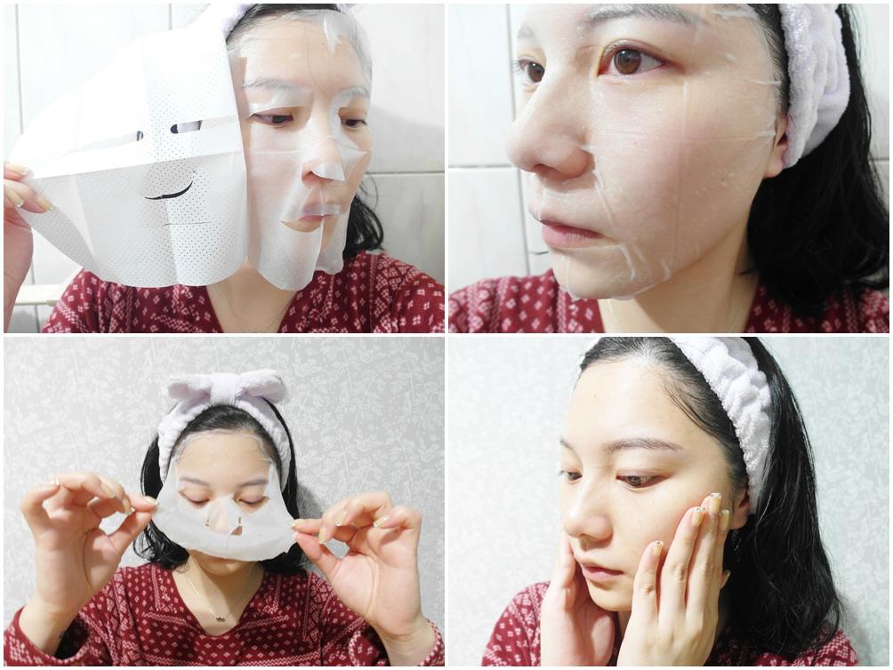 透氣低敏 術後專用修護面膜