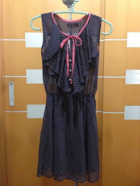 19.薄紗氣質洋裝