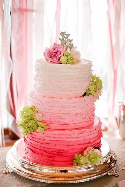 婚禮蛋糕round-3