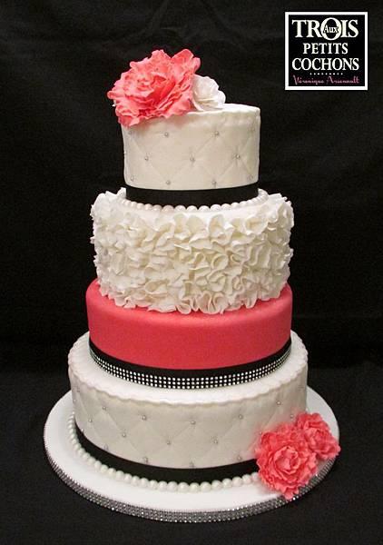 婚禮蛋糕round-1