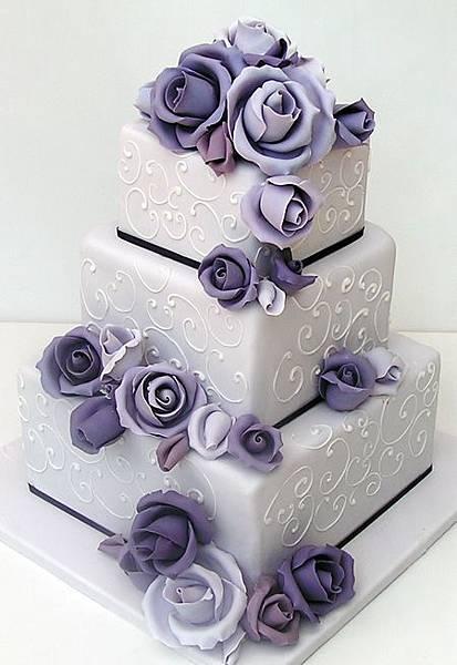婚禮蛋糕square-1