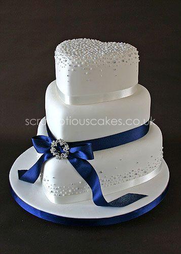 婚禮蛋糕heart-1