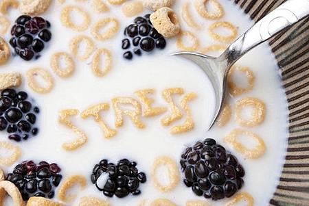 stress oatmeal