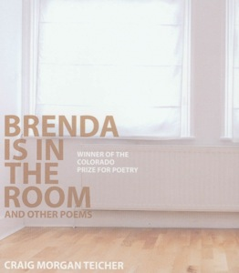 BRENDA IS IN THE ROOM