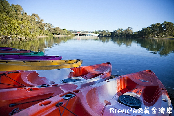 Kayaking  (Currumbin)