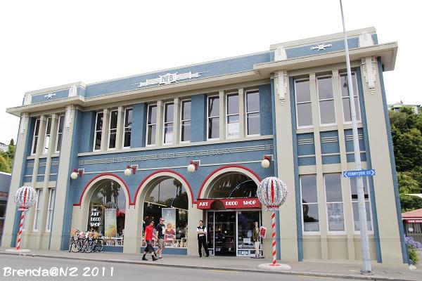 Napier, NZ 2011