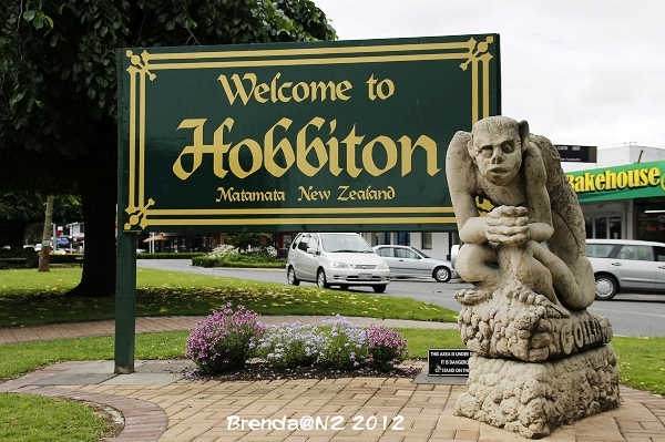 Hobitton, Matamata