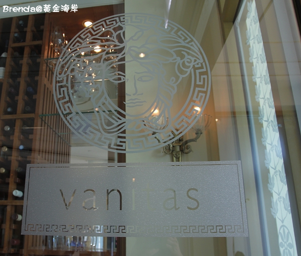 Vanitas Restaurant, Palazzo Versace