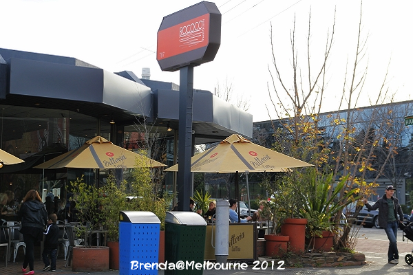 Melbourne, July 2012