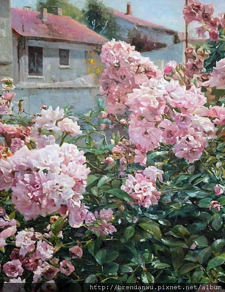 喚起春天捧花的香氣