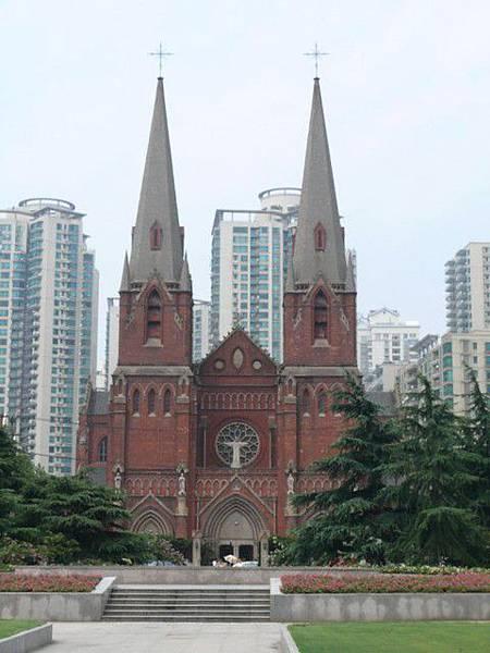 mamamiya,徐家匯天主教堂