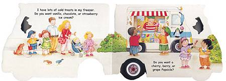 AFSC3616-I AM ICE CREAM TRUCK-IN