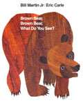 AFHH243-BROWN BEAR WHAT DO YOU SEE