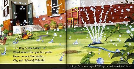 AFMJ0188-ITSY BITSY SPIDER-IN