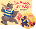 GO AWAY MR.WOLF-BKCD