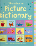 PICTURE DICTIONARY 1
