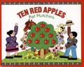 AFSC3028-TEN RED APPLES