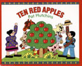 AFSC3028-TEN RED APPLES
