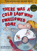 THERE WAS AN OLD LADY WHO SWALLOWED SOME SNOW-AFSC3642