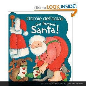 Get Dressed Santa (www.amazon.com)