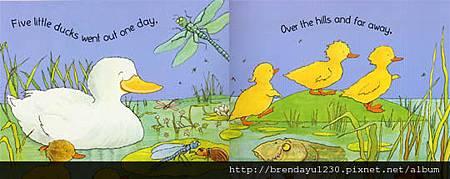 Five Little Ducks 2