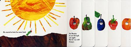 VERY HUNGRY CATERPILLAR-IN1