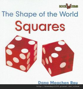 The Shape of the World Squares