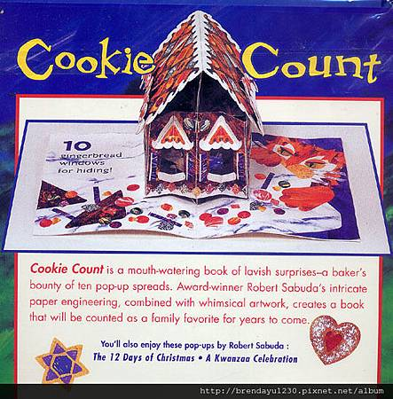Cookie Count-IN