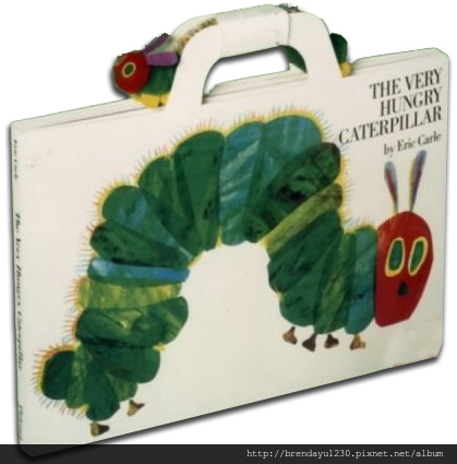 VERY HUNGRY CATERPILLAR-BB