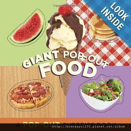 Giant Pop-Out Food