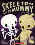 SKELETON METTS MUMMY