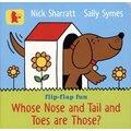 Whose Nose 1