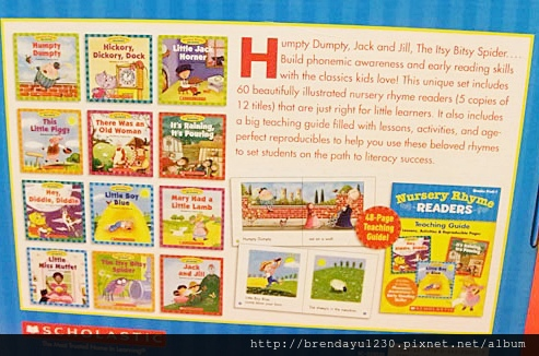 Nursery Rhyme Reader