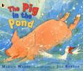 PIG IN POND