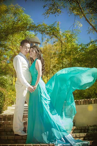 婚紗造型妝髮(4)