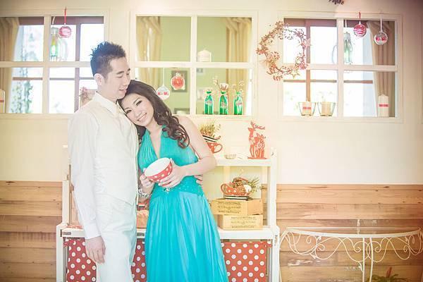 婚紗造型妝髮(5)