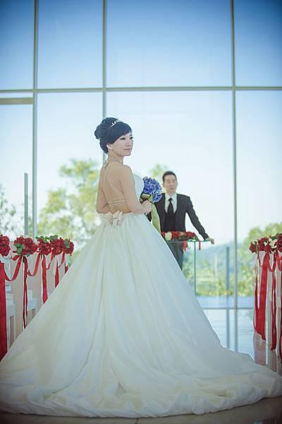 婚紗造型妝髮(7)