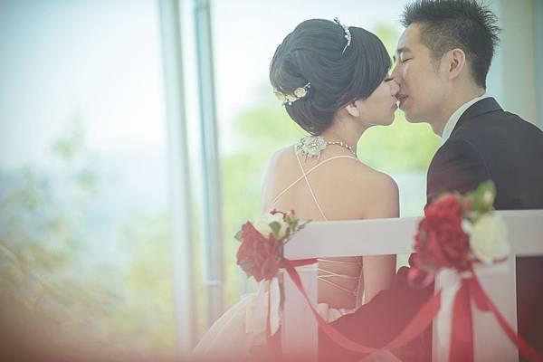 婚紗造型妝髮(8)